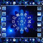 Man unterscheidet 12 verschiedene Sternzeichen abhängig vom Geburtsdatum