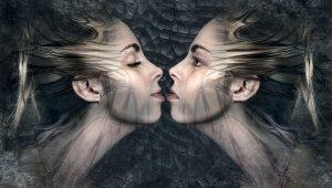 Die Zwilling-Frau ist abwechlungsreich, hat aber auch zwei Seiten.