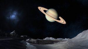 Die Bedeutung des Saturn in der Astrologie.