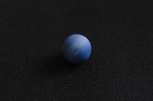Der Neptun wird auch als blauer Riese bezeichnet.