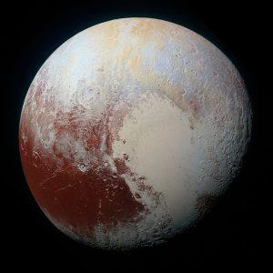Die Bedeutung des Planeten Pluto für die Astrologie.