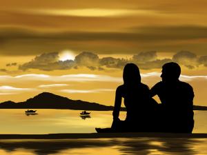 Wie man eine Beziehung auffrischen kann.