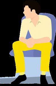 Setzen sie sich mal neben einen Mann, fragen ihn um Rat oder Hilfe, seien sie nicht scheu beim Ansprechen von Männern.