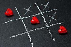 Die Liebe ist nicht immer ein einfaches Spiel und folgt eigenen Regeln.