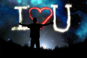 Nur wer sich  selbst liebt, kann geliebt werden.
