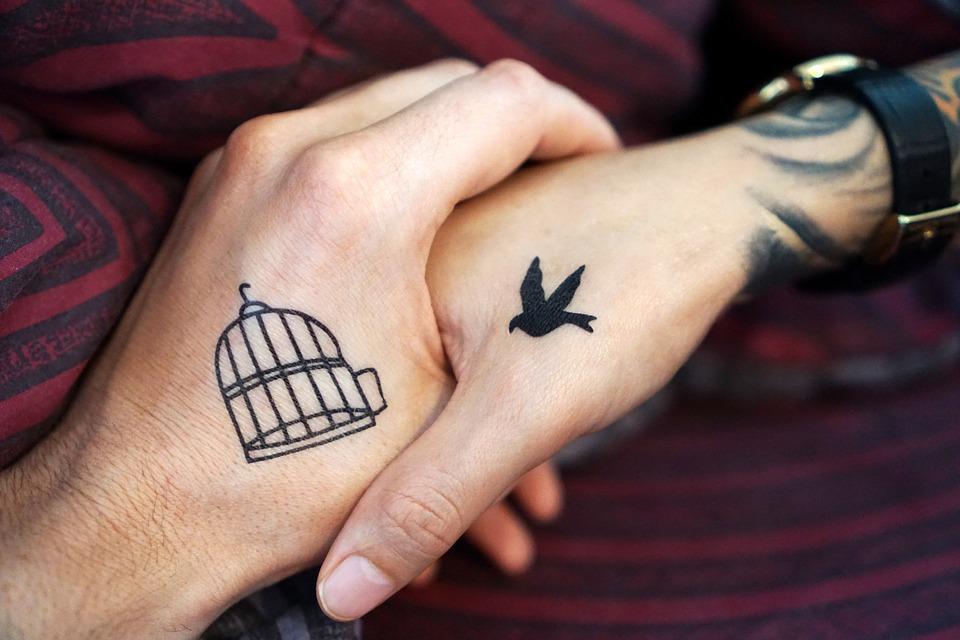 Mann sternzeichen tattoo jungfrau Sternzeichen Motive