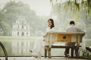 Wie man Liebeskummer am besten überwinden kann.