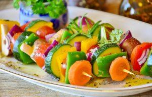 Gemüse und Obst helfen beim Abnehmen, unabhängig vom Sternzeichen.
