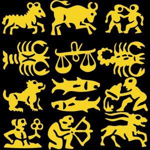 Die 12 Sternzeichen prägen den Charakter der Menschen.