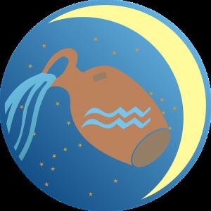 Das Sternzeichen Wassermann hat gute Chancen berühmt zu werden.