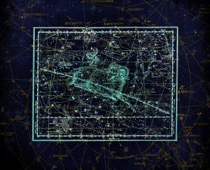 """Das Sternbild """"aries"""" auf Englisch, auf Deutsch Widder verwirrt andere gern"""