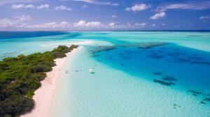 Die Urlaubsorte der Sternzeichen können verschieden ausfallen, wie beispielsweise am Meer auf den Malediven.