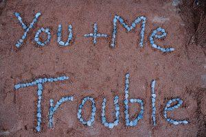 Probleme die eine Beziehung stärken können.